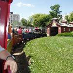Kinsmen park also has great kiddie rides for only $1/child and adults ride free with child