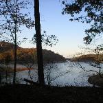  LAKE ALLATOONA NEAR THE PASS