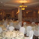 This is a really grand ballroom