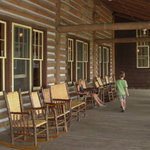  Lake Lodge Porch wide &amp; wonderful