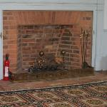 Wellford Room fireplace