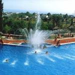 Main swimming pool at Paramount Places in Vilanova Park