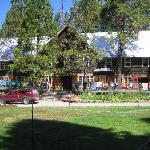 Foto de Breitenbush Hot Springs Resort Cabins