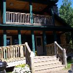 Φωτογραφία: Prospect Point Cottages - Blue Mountain Lake