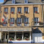  Hotel le Foch, facing main squaure