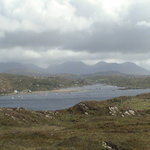12 Bens and Clifden Bay from Errislannan