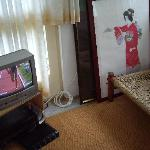  TV room