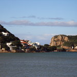 view of Knysna heads