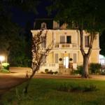  Villa la Castellane by night