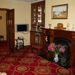 Hazel Grove B&B's Guest Sitting Room