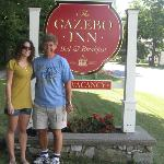  Gazebo Inn sign