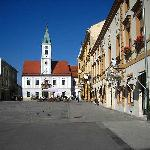 Varazdin main square