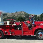 Mack 55 Fire Engine