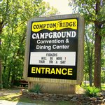 Foto di Compton Ridge Campground and Lodge