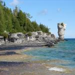  Flowerpot island