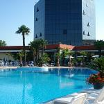 Hotel Antares pool