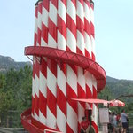 Peppermint Slide