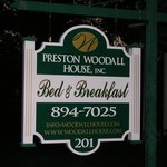 Foto di Preston Woodall House Bed and Breakfast