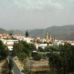 Orgiva - on the trip through the Sierra Nevada