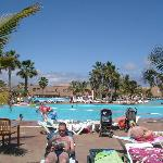 main pool at oasis dunes
