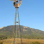  Windmill near Ohio Pass