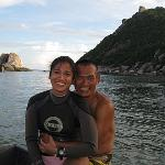 Shalini & Dom - Owners, Instructors & Dive Masters