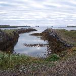 Lochmaddy scenery