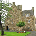 Mary Queen of Scots House, Borders, Scotland, United Kingdom