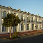 Photo de Hotel Albaida Nature