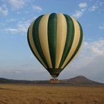 Ballonsafaris in der Serengeti