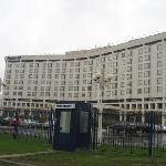 Φωτογραφία: Radisson Slavyanskaya Hotel & Business Centre, Moscow