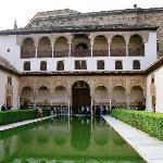  Patio de los Arrayanes, Alhambra