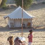 Manvar Desert Camp & Resortの写真