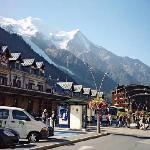  Chamonix Mont Blanc Gare SNFC