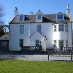 Greshornish House Hotel& Shellfish Farm