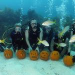 Underwater Pumpkin Party