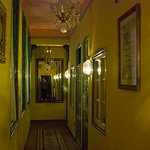  Hallway of Hostal Horizonte