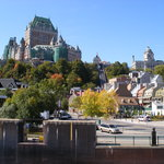 Quebec from the Leve Ferry