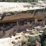 Cliff Palace from the Overlook
