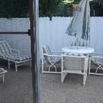  patio unit 7 only