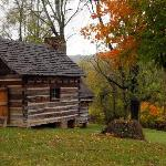 Outbuilding at Vance Birthplace