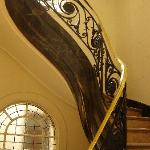  Art Nouveau Stairway