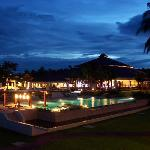 Photo de Novotel Chumphon Beach Resort&Golf