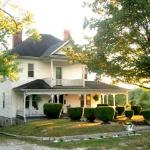 The Thompson House Bed and Breakfast at Harmony Hills resmi