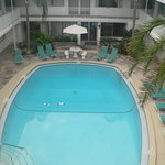 Here is a picture of the pool