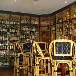  This is just half of the whiskey bar!!  :-)
