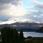 Great views over Lake Wanaka from the suite