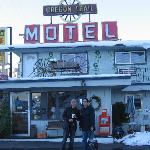 Фотография Oregon Trail Motel