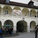 Das alte Rathaus (Stara radnica)