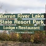 صورة فوتوغرافية لـ ‪Barren River Lake Resort Lodge and Cottages‬